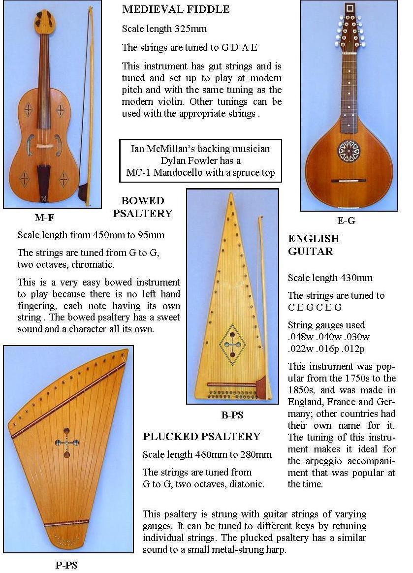 Medieval Fiddle